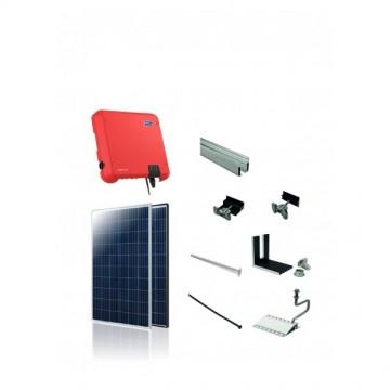 3kW solcelle pakke til tagsten