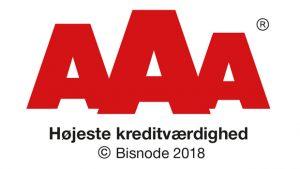 AAA - Højeste kreditværdighed hos NovaSolar